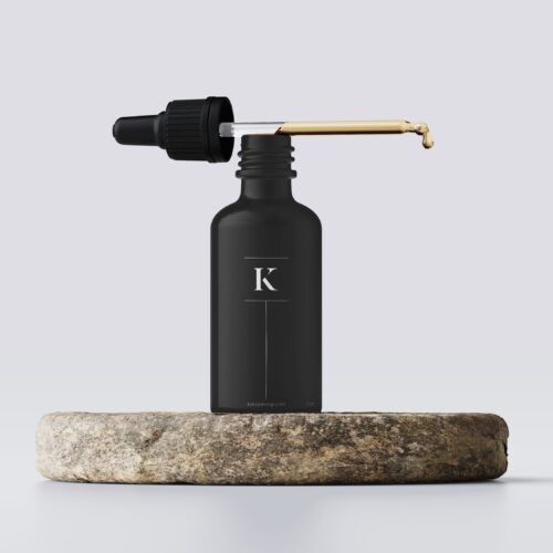 Brand Bottle Mockup for Kassy Wong Scents - By W Digital Solutions-min
